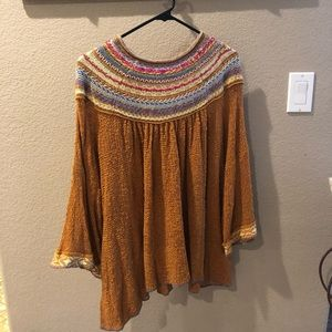 Free people top/sweater NWT